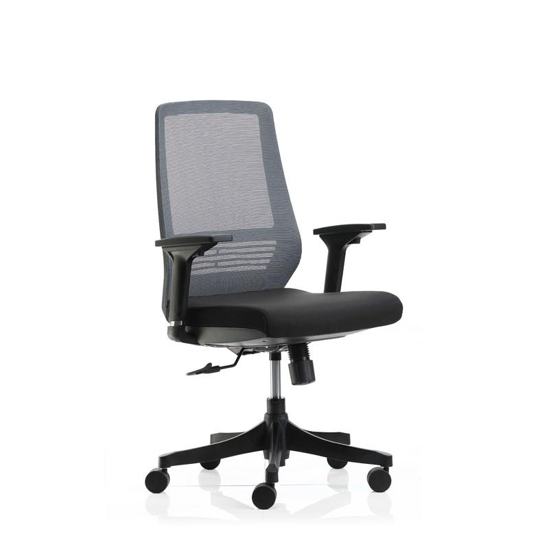 1502F-2P22-B mesh swivel chair