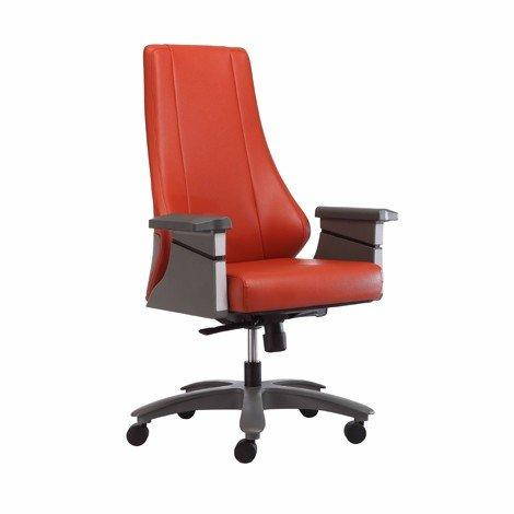 1503B-2P21-A leather pc chair