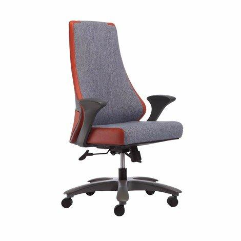 1503B-2P13-B ergonomic high back chair