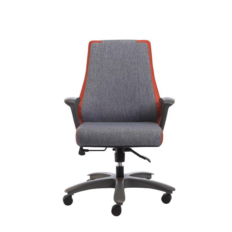 1503C-2P13-B ergonomic mid back chair