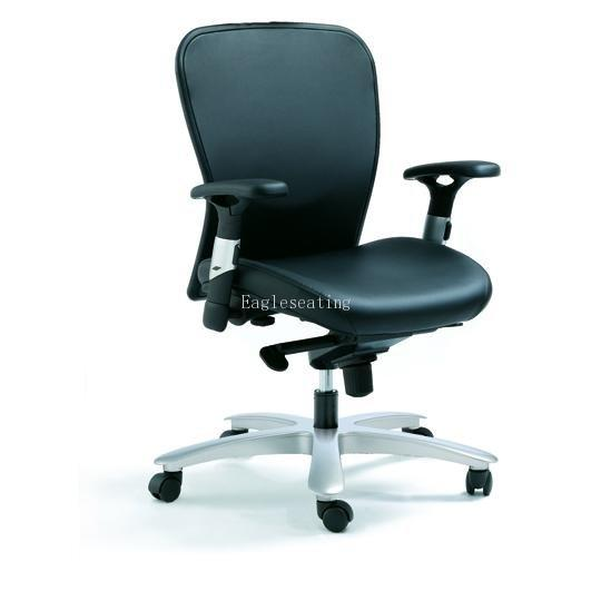 06002C-2HP5 Leather(PU) desk chair