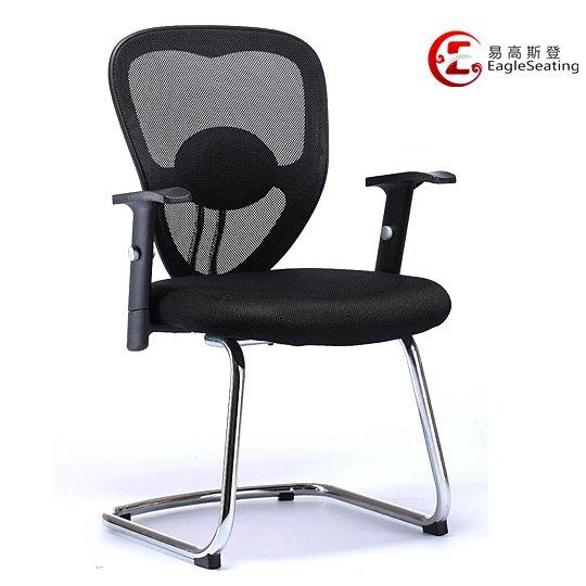 06001FE-15 black mesh office chair