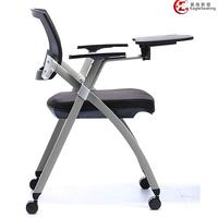 1002E-31S-1 stack chairs,training chair