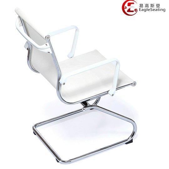 0517E-5T white conference chair